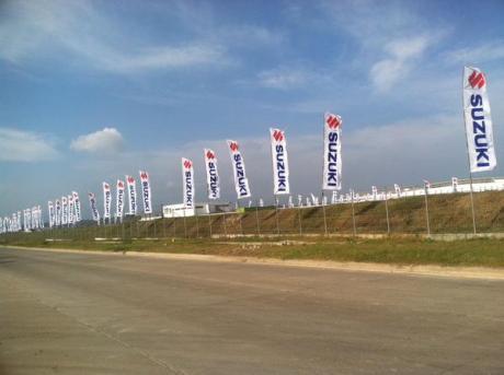 Suzuki Buka Pabrik Baru di Cikarang 02Pertamax7.com
