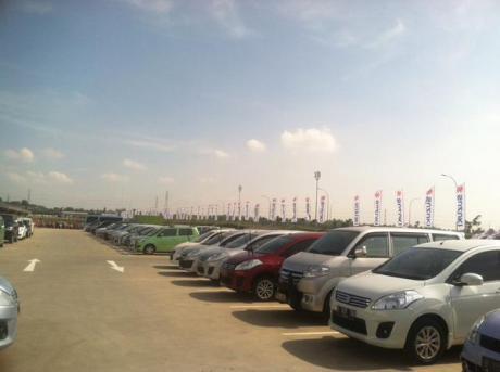 Suzuki Buka Pabrik Baru di Cikarang 03Pertamax7.com