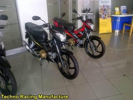 Suzuki Satria F115 Young Star di Bandung 00 pertamax7.com