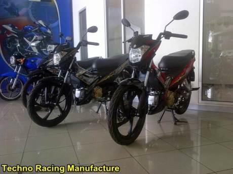 Suzuki Satria F115 Young Star di Bandung 02 pertamax7.com