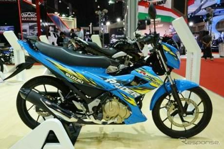 suzuki satria F150 euro3 thailand
