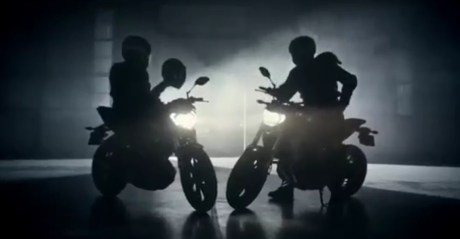teaser yamaha MT-25 Naked Evolution