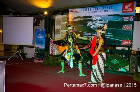 Touring Honda SMart Advanture sudah sampai Yogyakarta_-15
