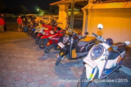 Touring Honda SMart Advanture sudah sampai Yogyakarta_-3