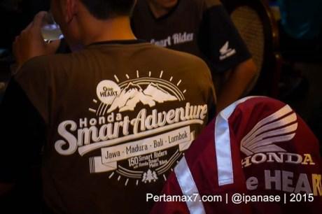 Touring Honda SMart Advanture sudah sampai Yogyakarta_-8
