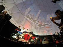 Honda RC213V-S road public riding 04 Pertamax7.com