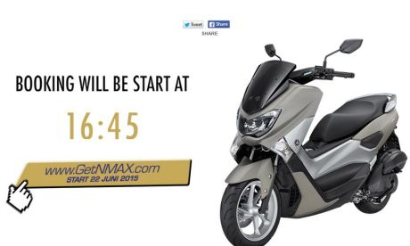 indent online yamaha nmax non abs 22 juni 2015 pukul 16.45