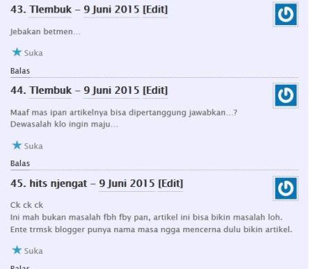 komentator pertamax7.com kecewa tidak dapat barang diskon cuci gudang yamaha byson dan scorpio Rp.6 juta 11Pertamax7.com