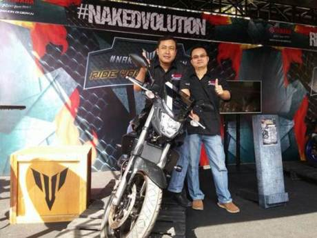 Launching yamaha MT-25 00 pertamax7.com