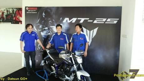 Launching Yamaha MT-25 jawa Timur Harga Rp.47.350.000 01 pertamax7.com