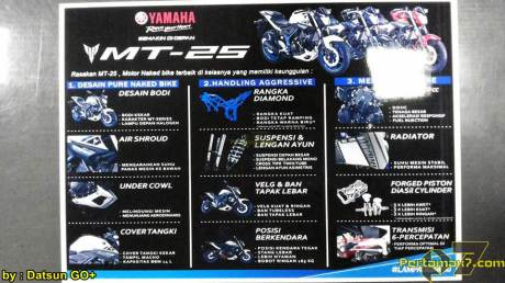 Launching Yamaha MT-25 jawa Timur Harga Rp.47.350.000 05 pertamax7.com