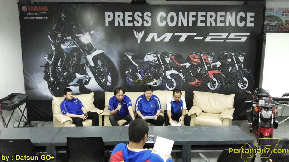 Yamaha MT 25 Resmi Dijual Di Jawa Timur Cuma Rp47350