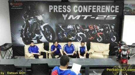 Launching Yamaha MT-25 jawa Timur Harga Rp.47.350.000 11 pertamax7.com