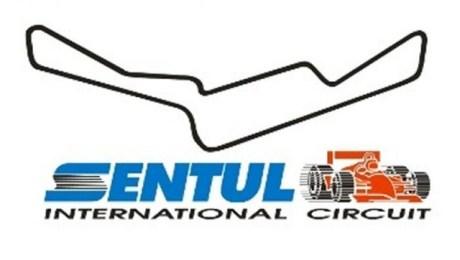 layout sirkuit sentul Indonesia