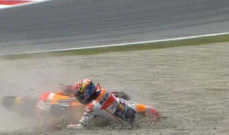 Marquez Crash Motogp Catalunya 201502 Pertamax7.com