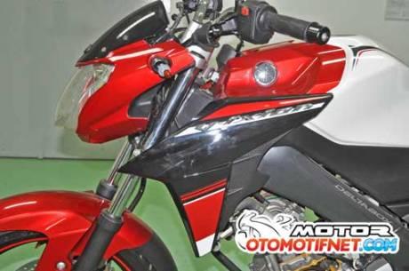 pasang sayap yamaha new vixion advance di yamaha new vixion lightning pertamax7.com