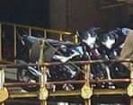 penampakan suzuki satria F headlamp baru lancip 2