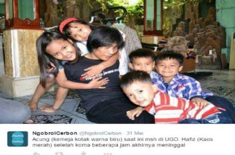 Polisi Patwal Tabrak Lari Bocah 7 Tahun Hingga Tewas di Cirebon nBsf0WMVDlPertamax7.com
