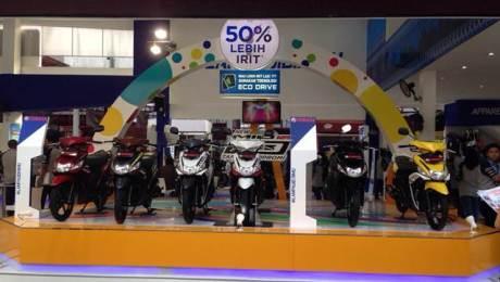 Sales Program Yamaha di Jakarta Fair 2015, Grand Prize 8 Unit Motor