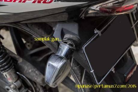 Sein Honda Tiger Somplak Ganti saja punya yamaha New Vixion 02 Pertamax7.com