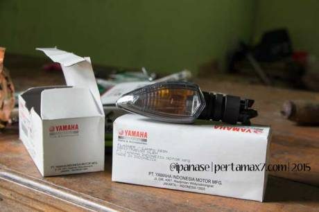 Sein Honda Tiger Somplak Ganti saja punya yamaha New Vixion 03 Pertamax7.com
