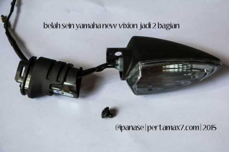 Sein Honda Tiger Somplak Ganti saja punya yamaha New Vixion 04 Pertamax7.com