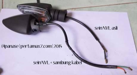 Sein Honda Tiger Somplak Ganti saja punya yamaha New Vixion 08 Pertamax7.com