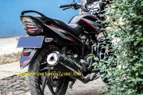 Sein Honda Tiger Somplak Ganti saja punya yamaha New Vixion 12 Pertamax7.com