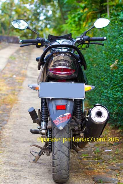 Sein Honda Tiger Somplak Ganti saja punya yamaha New Vixion 13 Pertamax7.com