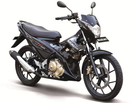 Suzuki satria-f150-r-black pertamax7.com