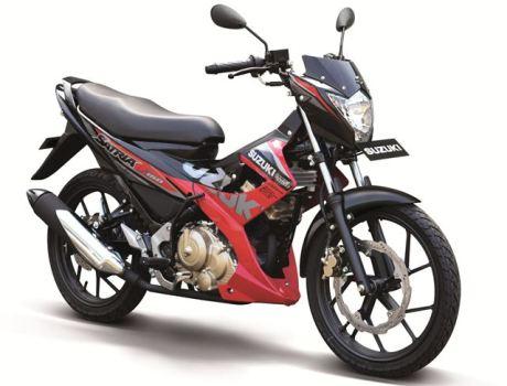 Suzuki satria-f150-r-red pertamax7.com
