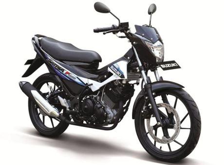 Suzuki satria-f150-s-white pertamax7.com