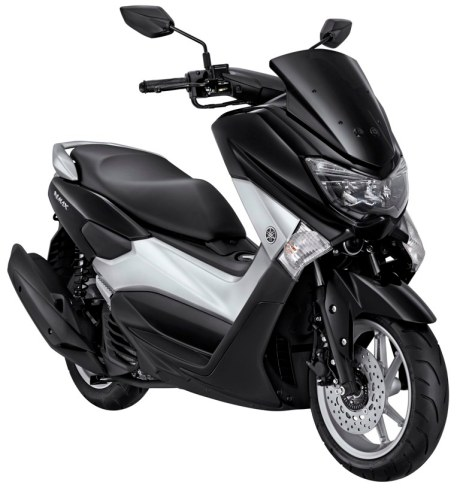 Warna Yamaha NMAX Zenith Black Pertamax7.com