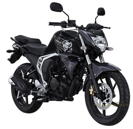 Yamaha All New Byson FI Black Fighter pertamax7.com