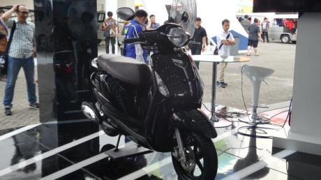 yamaha  Grand Filano Black Mat Titan PRJ 2015