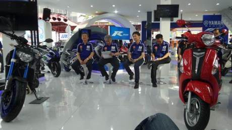 yamaha grand filano resmi dirilis di Indonesia buatan thailand