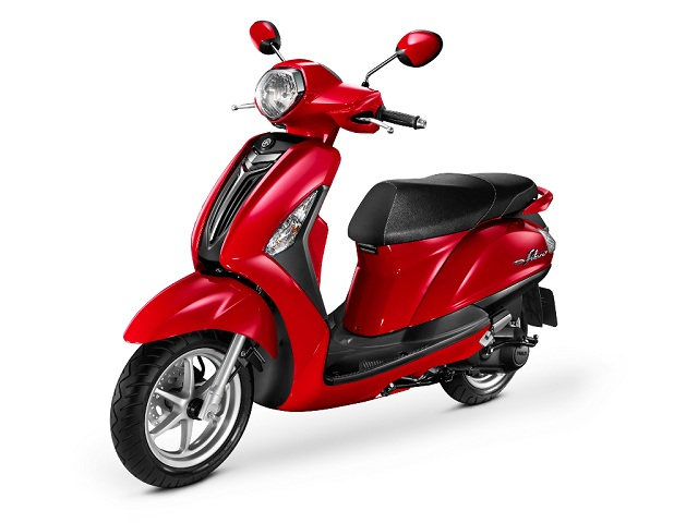 yamaha Grand Filano Vivid Red Metallic