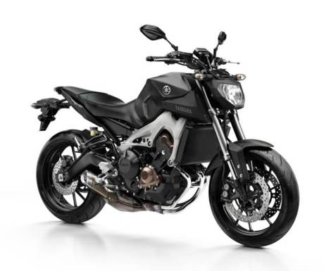 Yamaha MT-09 Matt Grey