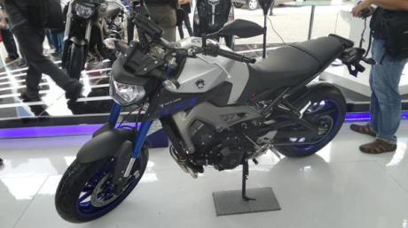 Yamaha MT-09 Race Blue PRJ 2015