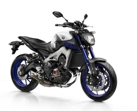 Yamaha MT-09 Race Blue