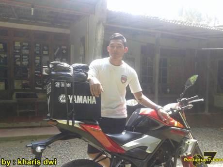 Yamaha MT-25 sudah sampai kebumen jawa tengah 01 pertamax7.com