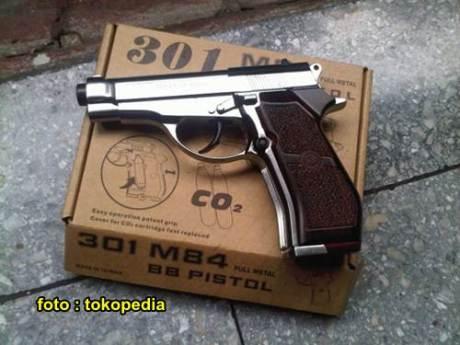 air gun baretta M84