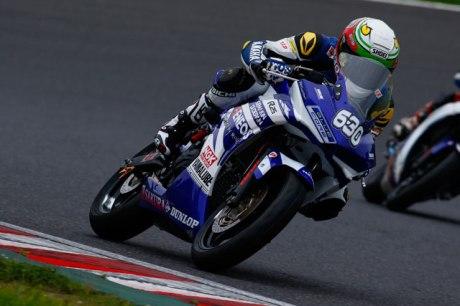 Aksi Yamaha R25 Latihan Bebas ARRC 3 di Suzuka Japan Targetkan Juara berteknologi Blue Core 01 Pertamax7.com