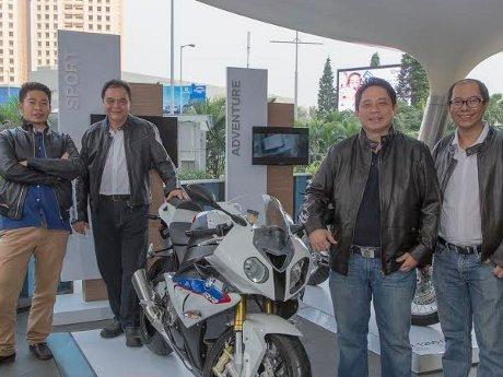 BMW Motorrad tunjuk importir resmi Indonesia PT Maxindo Moto Nusantara