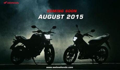 Honda CB150R facelift dan honda sonic 150R tampil bareng LED jadi trendsetter pertamax7.com