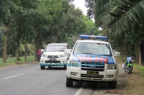 Kena Foto Wartawan, Razia Lalu Lintas Polisi Jelang Lebaran di Sumatera Utara Ini bubar jalan 05 pertamax7.com