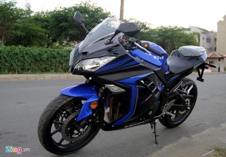Kengo R350 Motor Jiplakan Kawasaki Ninja 250 FI dari Tiongkok, jian mirip bingit 02 Pertamax7.com