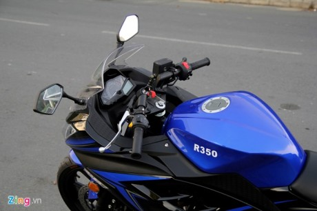 Kengo R350 Motor Jiplakan Kawasaki Ninja 250 FI dari Tiongkok, jian mirip bingit 10 Pertamax7.com
