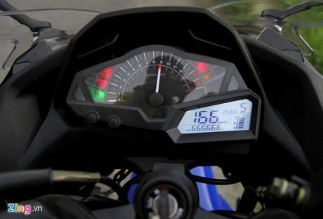 Kengo R350 Motor Jiplakan Kawasaki Ninja 250 FI dari Tiongkok, jian mirip bingit 11 Pertamax7.com