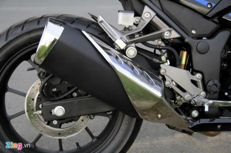 Kengo R350 Motor Jiplakan Kawasaki Ninja 250 FI dari Tiongkok, jian mirip bingit 15 Pertamax7.com